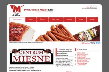 Przetwórstwo Mięsne Kloc - Mięso Miedźna
