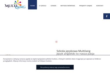 Multilang Szkoła Języków Obcych - Szkoła Językowa Ostrów Wielkopolski