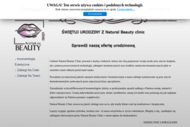 Natural Beauty Clinic - Zabiegi na ciało Kalisz