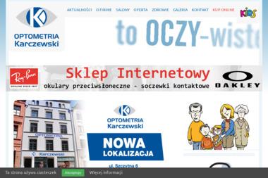 Optometria Karczewski - Okulista Toruń