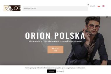 Orion Tobacco Poland - Tytoniowe Goszczyn