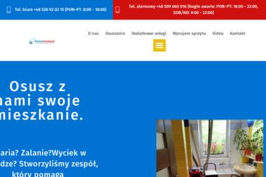 Osuszanienazawolanie.pl - Osuszanie Budynków Łódź - Osuszanie Łódź