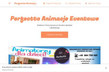 Perfectto Animacje Eventowe - Animatorzy dla dzieci Strzelce Opolskie