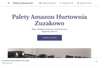 PHU Zuzakowo - Balony z helem Jaworzno