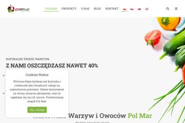 POLMAR - Hurtownia warzyw i owoców - Hodowla Warzyw Katowice