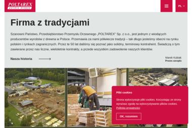 PPD POLTAREX - Więźba Dachowa Lębork