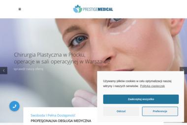 Prestige Medical Services - Ortopeda Płock
