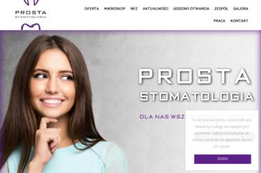 Prosta Stomatologia - Leczenie Kanałowe Białystok