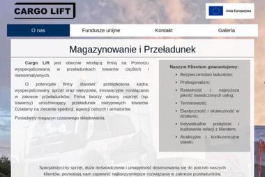 CARGO LIFT - Przeładunki towarów Gdańsk