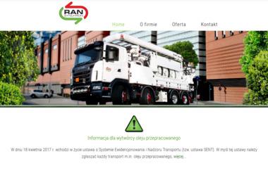 RAN-Synchron Sp. z o.o. - Przetwarzanie odpadów Owińska