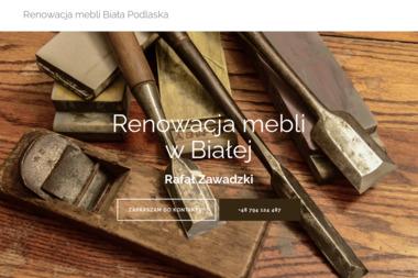 Renowacja mebli - Tapicer Biała Podlaska
