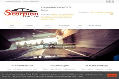 SKORPION - Wypożyczalnia samochodów Tychy