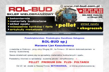 ROL-BUD - Beton Dobrcz
