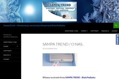SampaTrend - Wentylacja i rekuperacja Biała Podlaska