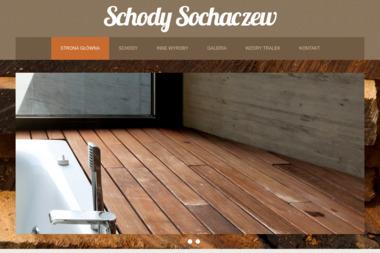 Schody Sochaczew - Balustrady Sochaczew