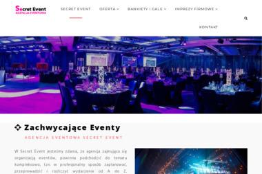 Secret Event - Agencje Eventowe Opole