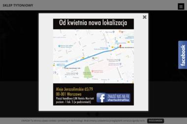 SHERLOCK TRAFIKA - Tytoniowe Warszawa
