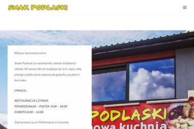 SMAK PODLASKI - Gastronomia Łomża