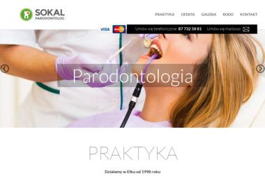 SOKAL Parodontolog - Dentyści Ełk