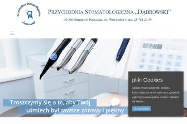Przychodnia Stomatologiczna Dąbrowski - Leczenie Kanałowe Sokołów Podlaski