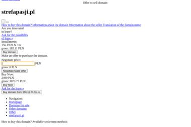 Strefa Pasji. Fryzjer męski, fryzjer damski - Fryzjer Warszawa