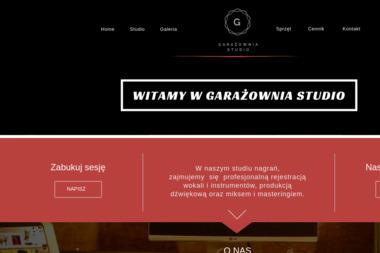 Garażownia Studio Nagrań - Studia nagrań Piła