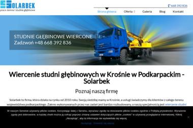 F.H.U  SOLARBEK - Studnie Głębinowe Krosno