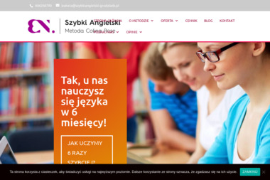 Centrum Językowe CONCRET - Nauczanie Języków Grudziądz