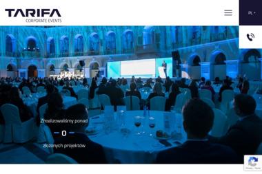 TARIFA Corporate Events - Agencje Eventowe Gdańsk