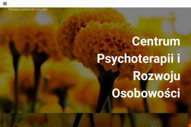 CENTRUM PSYCHOTERAPII PSYCHIATRII i ROZWOJU OSOBOWOŚCI - Terapia Uzależnień Łódź