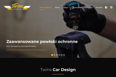 Twins Car Design - Przyciemnianie szyb Stara Biała