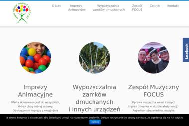 Ubaw Ponad Pachy - Animatorzy dla dzieci Milicz