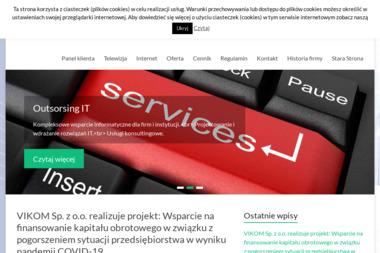 VIKOM Spółka z o.o. - Internet Biłgoraj