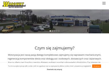 Auto Service Warowny Sp. J. - Wypożyczalnia samochodów Ryki