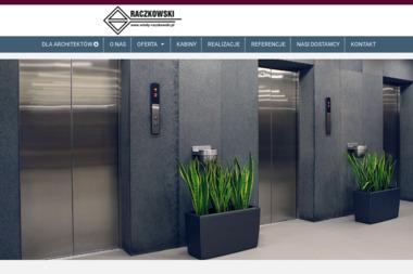 Elektromechanika Dźwigowa Jacek Raczkowski - Windy Poznań