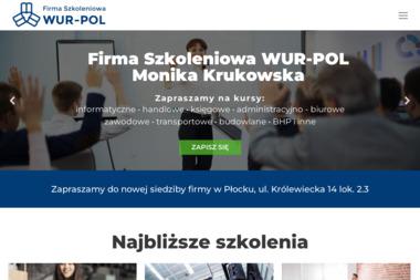 Firma Szkoleniowa WUR-POL - Szkoleniowiec Płock