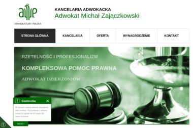 Adwokat Michał Zajączkowski Kancelaria Adwokacka - Sprawy Alimentacyjne Dzierżoniów