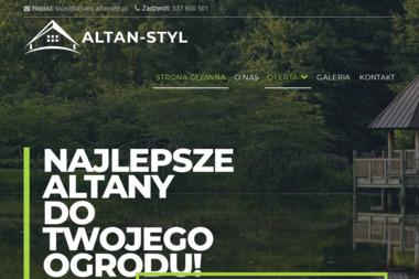 ALTAN-STYL - Altany Kościelec