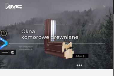 AMC Drzwi i Okna - Okna drewniane Biskupiec