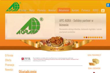 APC AGRA Sp. z o.o. - Lody Wrocław
