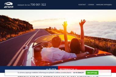 Arsen - Wypożyczalnia samochodów Włocławek