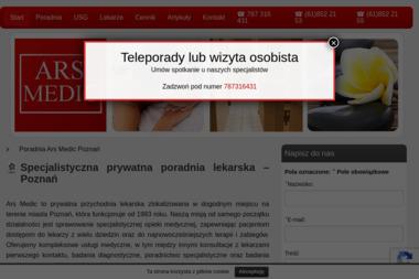 Ars Medic - Prywatne kliniki Poznań