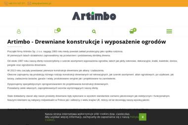 Artimbo - Płoty Drewniane Jelenia Góra