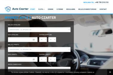 Auto Czarter - Wypożyczalnia samochodów Konin