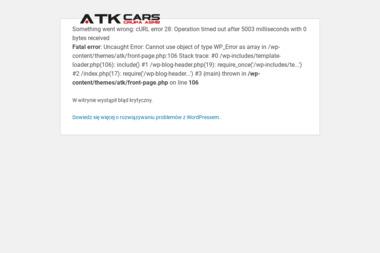 AUTO - SERVIS - Wypożyczalnia samochodów Nowy Targ