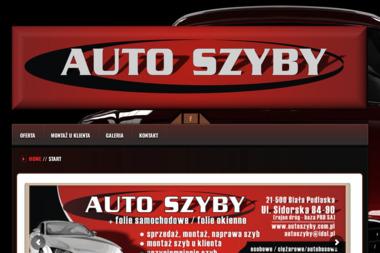 Auto Szyby - Przyciemnianie Szyb w Samochodzie Biała Podlaska