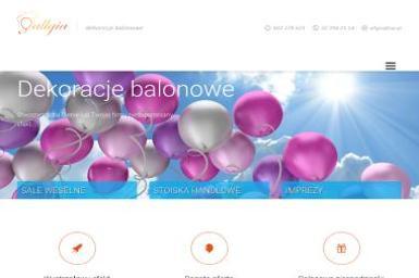 Allgia - Balony z helem Sosnowiec