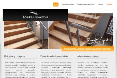 Marks & Kokoszka - Balustrady Kute Sośnicowice
