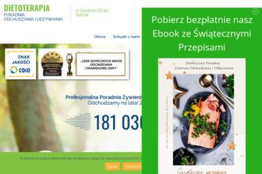 Dietoterapia - Dietetyk Białystok