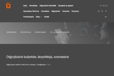 BIOHAZARD 24 - Osuszanie Białystok
